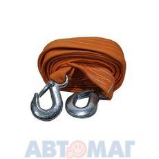 Трос 5т (крюки/карабины/скобы) лента
