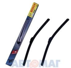 Комплект щеток стеклоочистителя BOSCH Aerotwin AR532S - 530мм + 500мм (3 397 118 986)
