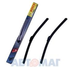 Комплект щеток стеклоочистителя BOSCH Aerotwin AR601S - 600мм + 400мм (3 397 118 907)