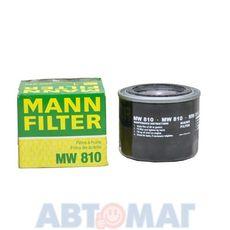 Фильтр масляный мото MANN MW 810