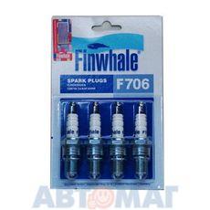 Комплект свечей зажигания Finwhale F706 (4шт)