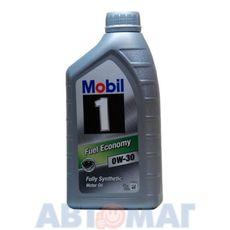 Масло моторное Mobil 1 FE 0w30 1л синтетическое