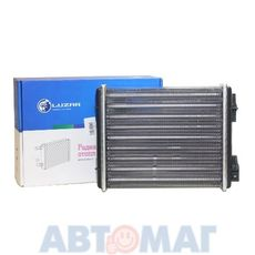 Радиатор отопителя ВАЗ 2101-07 алюм.(аналог медного) LUZAR