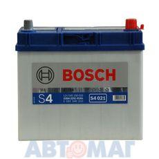 Аккумулятор BOSCH S4 Silver 545 156 033 (0092S40210) - 45 А/ч 330 А