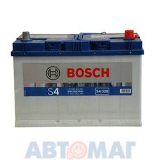 Аккумулятор BOSCH S4 Silver 595 404 083 (0092S40280) - 95 А/ч 830 А