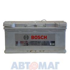 Аккумулятор BOSCH S5 Silver Plus 610 402 092 (0092S50150) - 110 А/ч 920 А