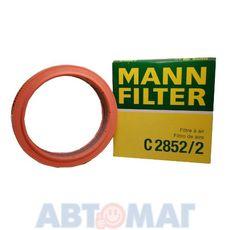 Фильтр воздушный MANN C 2852/2
