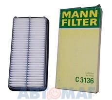 Фильтр воздушный MANN C 3136