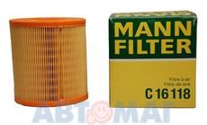 Фильтр воздушный MANN C 16 118