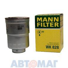 Фильтр топливный MANN WK 828