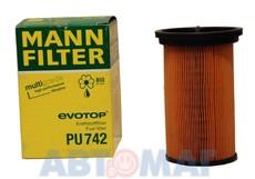 Фильтр топливный MANN PU 742