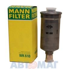 Фильтр топливный MANN WK 618