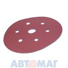 Круг 6+1 отверстий 150мм Р80 арт.33916 INDASA (R) (1/50)(-м02)