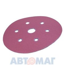 Круг 6+1 отверстий 150мм Р320 арт.34145 INDASA (R) (1/50)(-м02)
