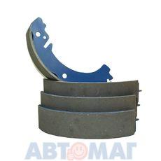 Колодки тормозные ВАЗ 2101-07/213 задние РАЛ 61071 (к-т 4 шт)