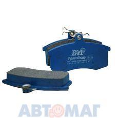 Колодки тормозные ВАЗ 2108-15 передние РАЛ 61068 (к-т 4 шт.)