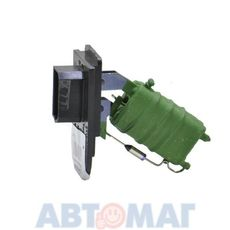 Сопротивление добавочное отопителя (резистор) ВАЗ 2123/2110 н/о 4 конт.