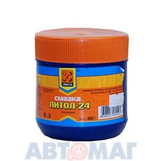 Литол -24 пластиковая банка ARGO 400гр