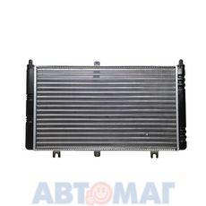 Радиатор охлаждения ВАЗ 2170 алюм. LUZAR LRc 0127