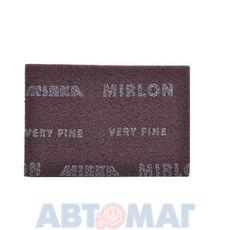 Скотч-брайт MIRLON Mirka 152х229х10 VF красный Р360