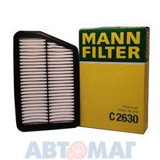 Фильтр воздушный MANN C 2630