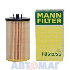 Фильтр масляный MANN HU 612/2 x