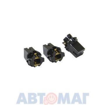 Патрон лампы щитка приборов ВАЗ 2108-10 (1,2Вт)