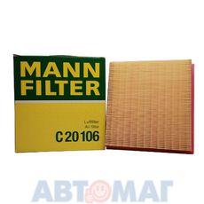 Фильтр воздушный MANN C 20 106