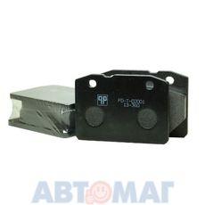 Колодки тормозные ВАЗ 2101-07 передние PILENGA FD-P2001 (к-т 4 шт.)