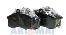 Колодки тормозные ВАЗ 2110-12 передние PILENGA FD-P2005 (к-т 4 шт.)