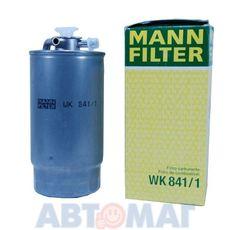 Фильтр топливный MANN WK 841/1