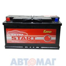 Аккумулятор EXTRA START (Катод) - 90 А/ч 720А +L