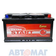 Аккумулятор EXTRA START (Катод) - 90 А/ч 720А +D