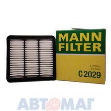 Фильтр воздушный MANN C 2029