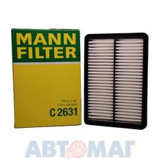 Фильтр воздушный MANN C 2631