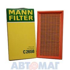 Фильтр воздушный MANN C 2658