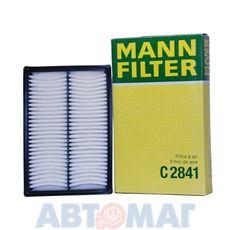 Фильтр воздушный MANN C 2841