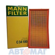 Фильтр воздушный MANN C 34 100