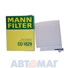 Фильтр салонный MANN CU 1829