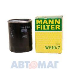 Фильтр масляный MANN W 610/7