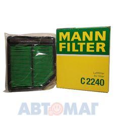 Фильтр воздушный MANN C 2240