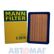 Фильтр воздушный MANN C 2676