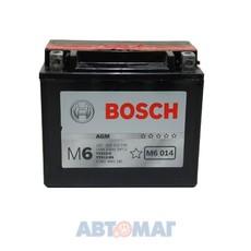 Аккумулятор мото BOSCH 510 012 009 YTX12-BS - 10 А/ч