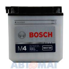 Аккумулятор мото BOSCH 516 015 016 - 16 А/ч 160 А (160*90*161) YB16B-A