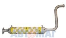 Глушитель ВАЗ 21103 доп.(резонатор) 16-клап ЭКРИС