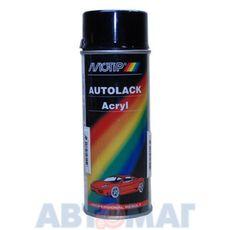 Краска KIA EB эбонитовый черный MOTIP 400мл