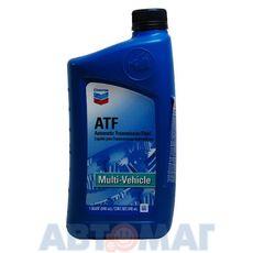 Гидравлическая жидкость Chevron Diamond ATF MV 0,946л минеральное