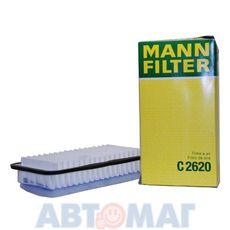 Фильтр воздушный MANN C 2620
