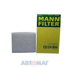 Фильтр салонный MANN CU 22 004