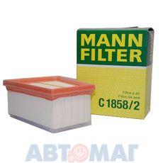 Фильтр воздушный MANN C 18 58/2